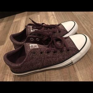 NEW Purple Converse